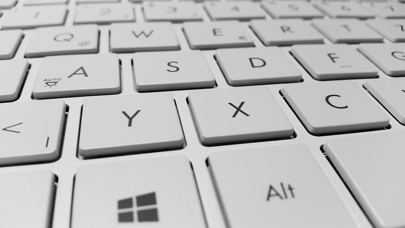 Fix Keyboard Typing Numbers Instead of Letters